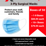 Bulk Disposable Face Masks