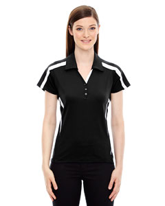 North End Ladies' Accelerate UTK cool logik™ Performance Polo