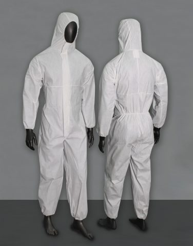 Deluxe Disposable Protection Suit