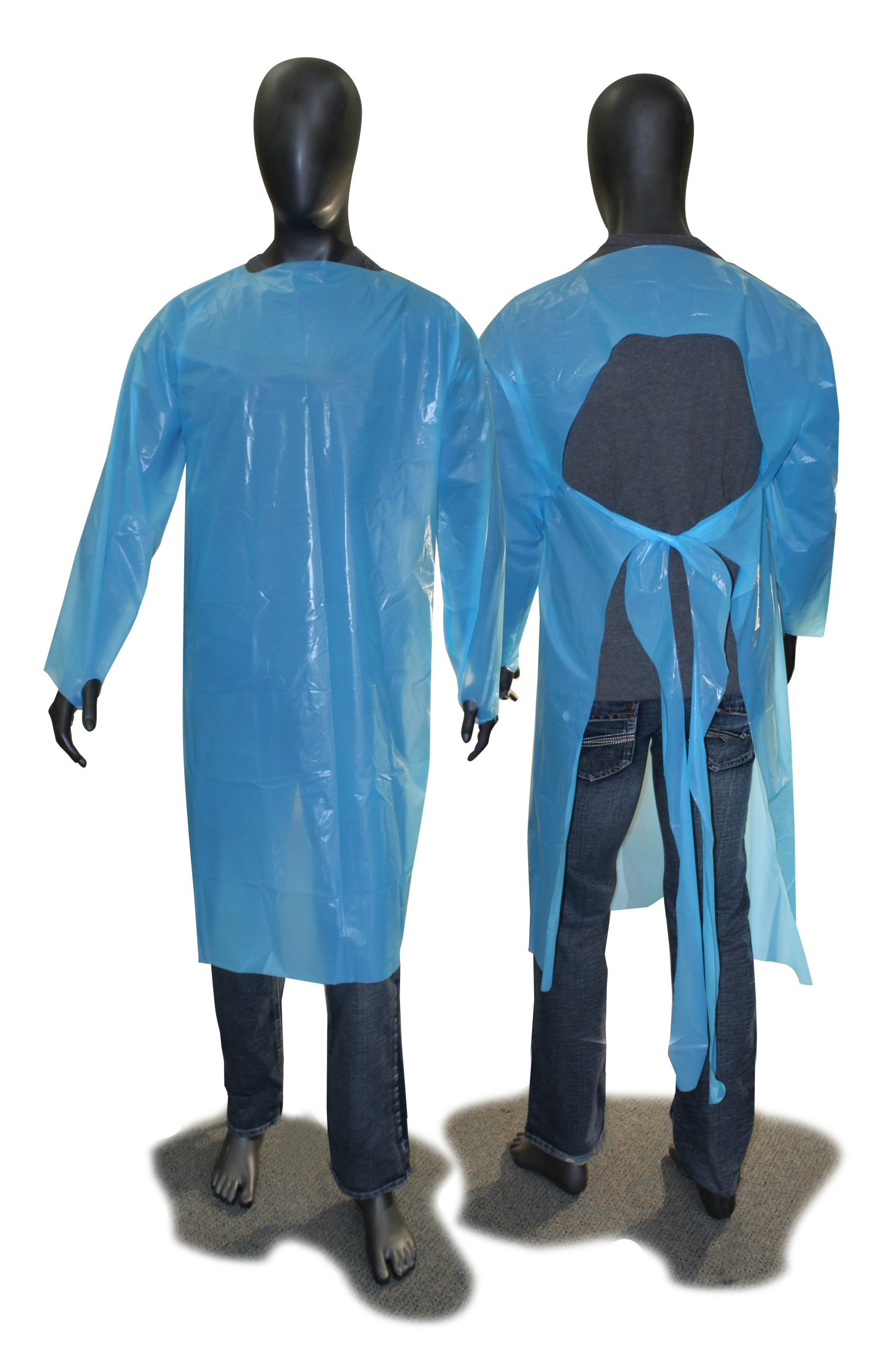 CPE Disposable Gown