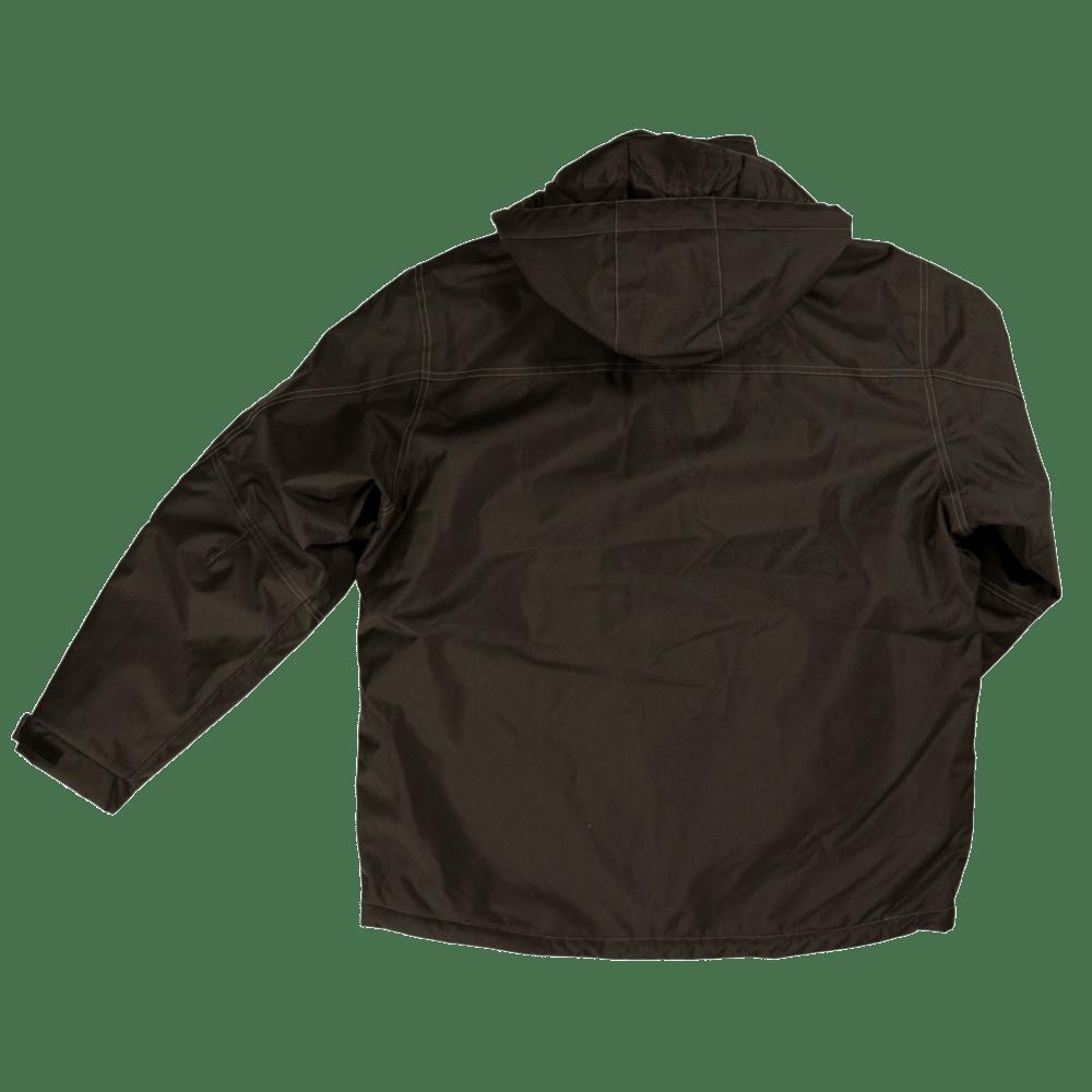 WJ13-BLACK-B-Tough-Duck-Mens-Poly-Oxford-Jacket-Black-Back-1000x1000