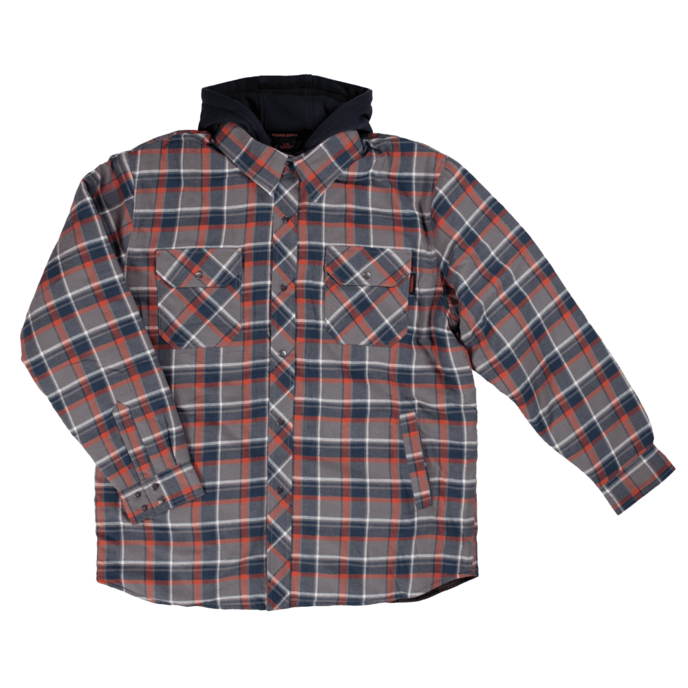 WS06-NAVYP-F-Tough-Duck-Mens-Fooler-Front-Quilt-Lined-Flannel-Shirt-Navy-Plaid-Front-1000x1000