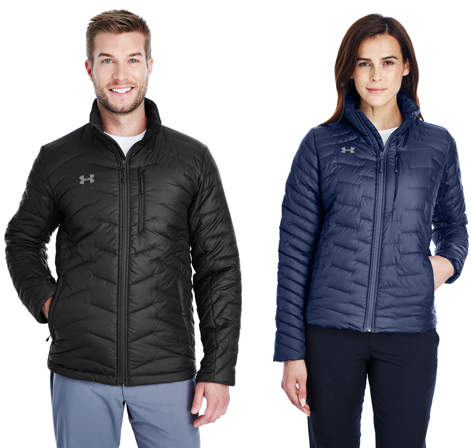 Deep Discounts on Under Armour Corporate Reactor Jackets