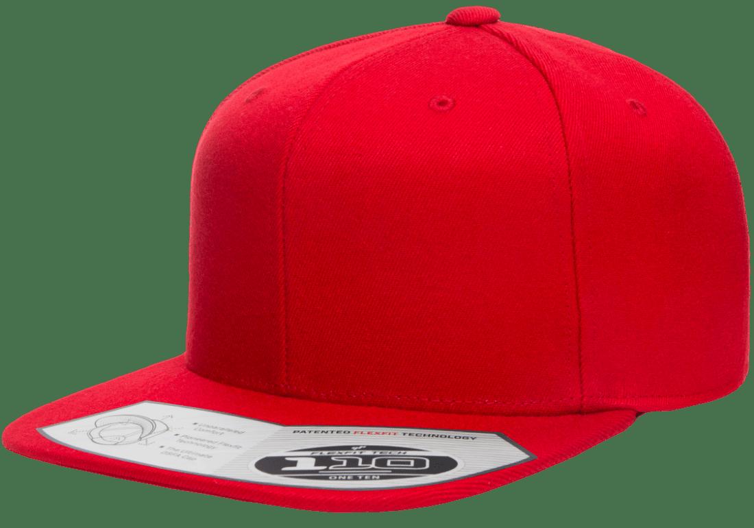 110F_RED_LEFT_SLANT_STICKER