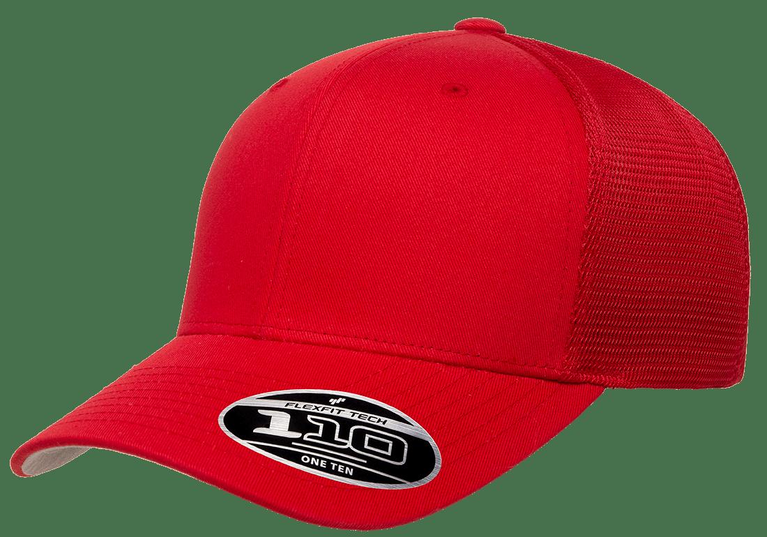110M_RED_LEFT-SLANT-ANGLE_STICKER