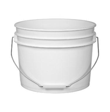 Custom-Printed 3 Gallon - Blank Image Bucket/Pail