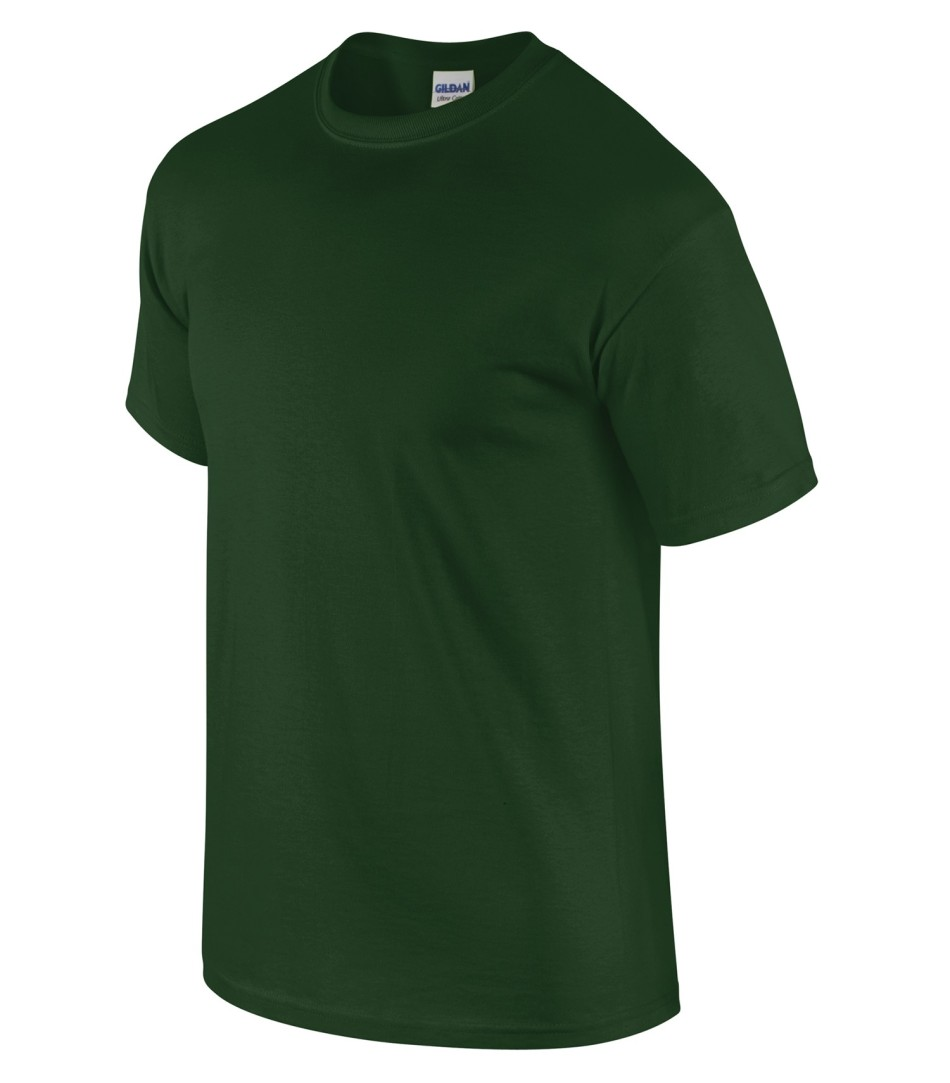 Gildan® Ultra Cotton® T-Shirt - Forest Green