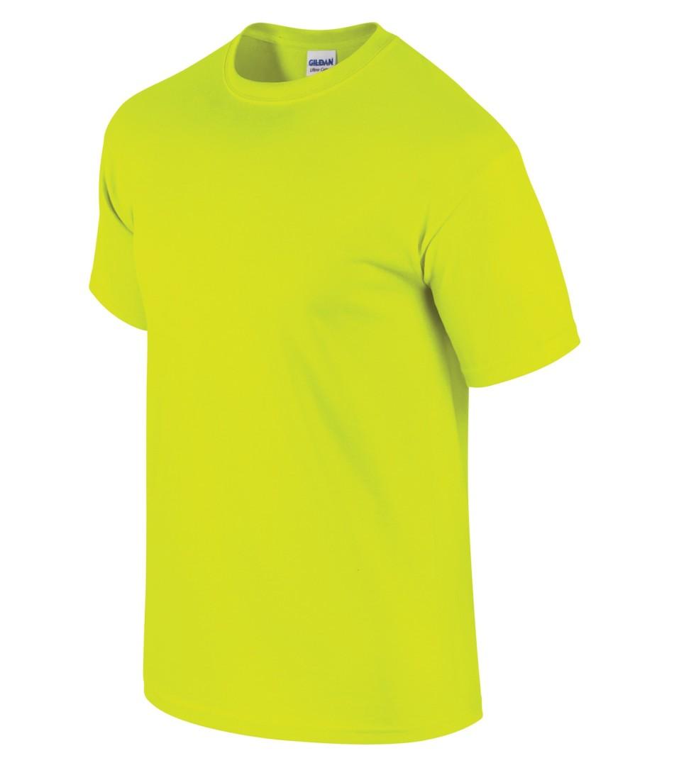 Gildan® Ultra Cotton® T-Shirt - Safety Green