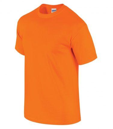 Gildan® Ultra Cotton® T-Shirt - Safety Orange
