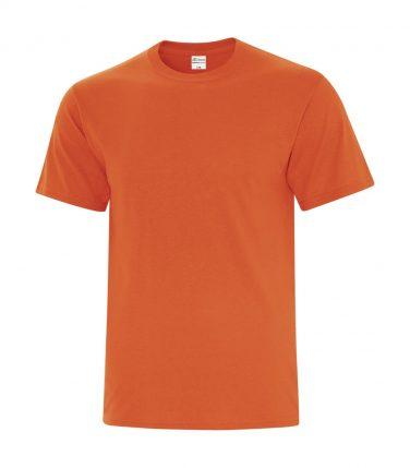 ATC™ Everyday Cotton Blend Tee - Orange