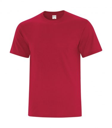 ATC™ Everyday Cotton Blend Tee - Red