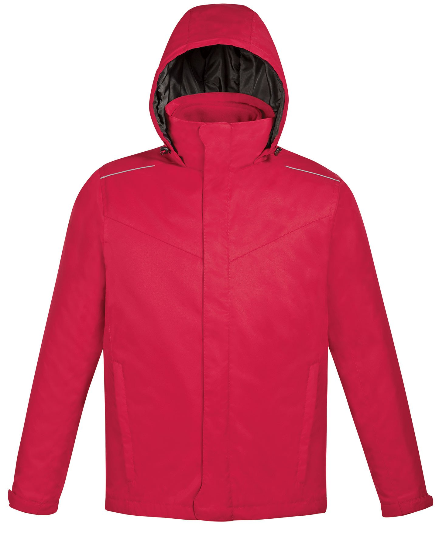 Ash City Region Men's 3-IN-1 Jacket With Fleece Liner - Xpromo.ca