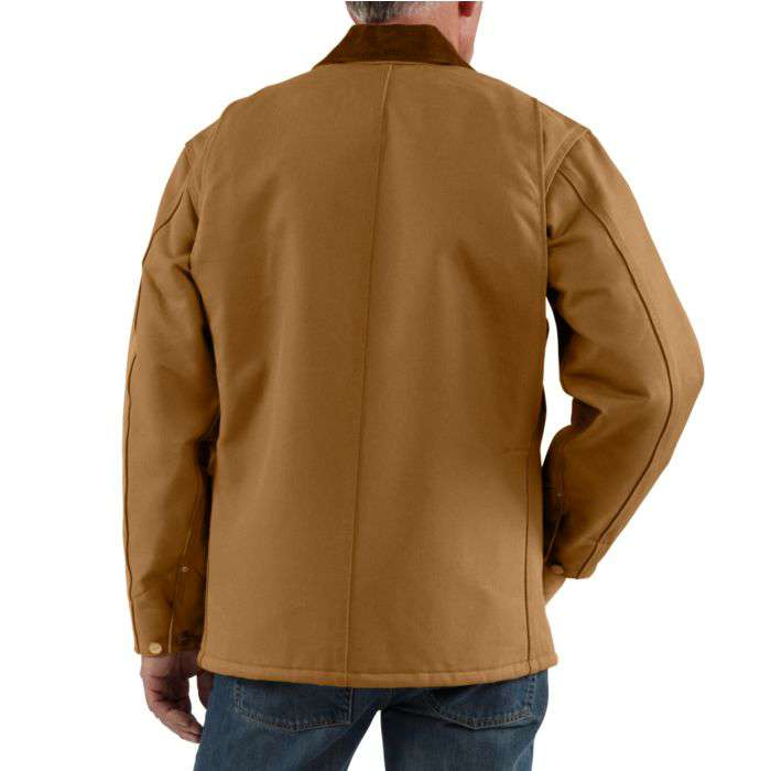 4671d6b614 Carhartt Men's Duck Chore Coat Blanket-Lined - Xpromo.ca