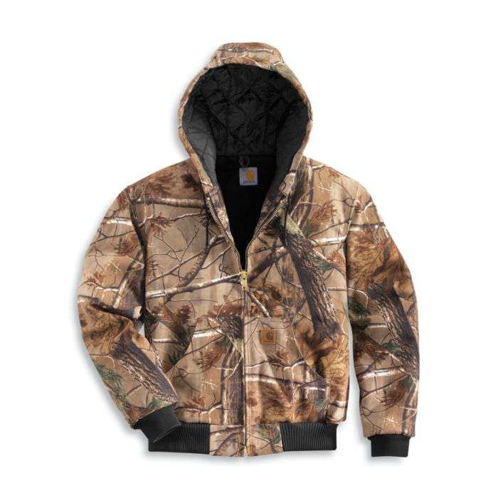 066721cea3c0a Carhartt Men's Quilted-Flannel Lined Camo Active Jac Big/Tall Sizes -  Xpromo.ca