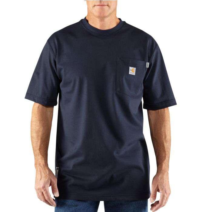f5f487d347d1 Carhartt Men s Flame-Resistant Force Cotton Short-Sleeve T-Shirt Big Tall  Sizes - Xpromo.ca
