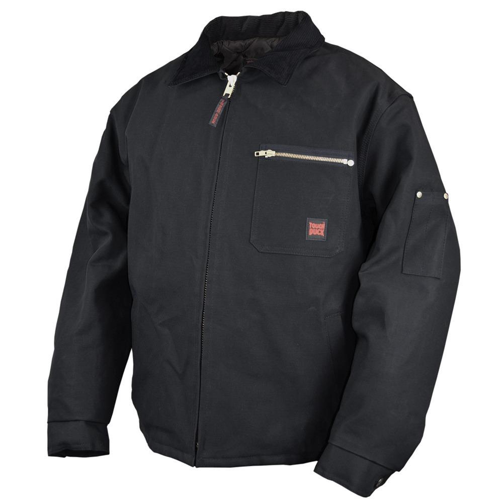 Blk Travel Jacket Fleece