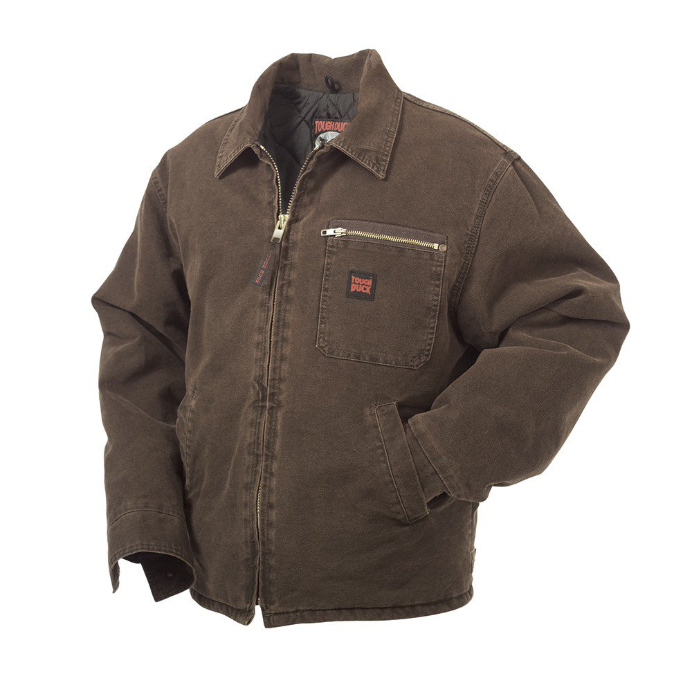 ad121ae5ce3f Tough Duck Washed Work Jacket - Xpromo.ca